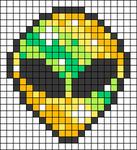 Alpha pattern #28723 variation #15921