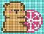Alpha pattern #28619 variation #16003