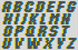 Alpha pattern #26781 variation #16130