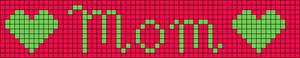 Alpha pattern #24618 variation #16132