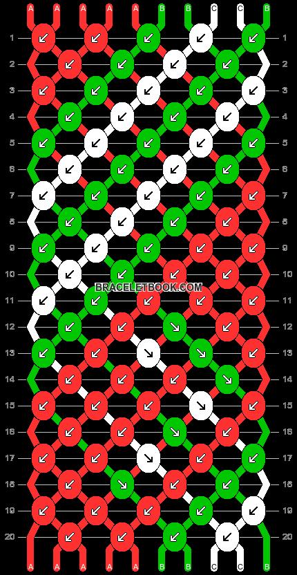 Normal pattern #16971 variation #16151 pattern