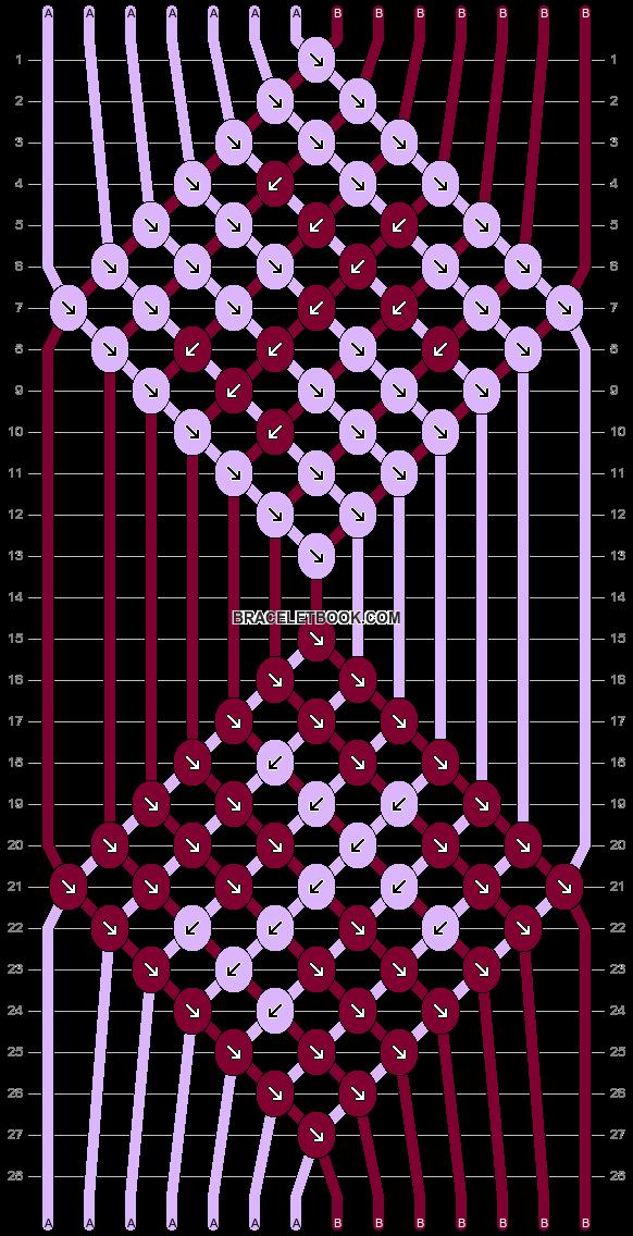Normal pattern #28456 variation #16230 pattern