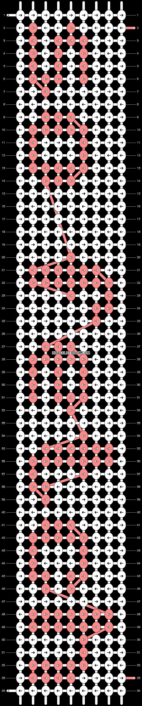 Alpha pattern #5211 variation #16235 pattern