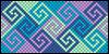 Normal pattern #11100 variation #16268