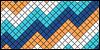 Normal pattern #2619 variation #16406