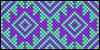 Normal pattern #13057 variation #16451