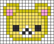 Alpha pattern #26333 variation #16457