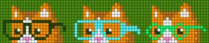 Alpha pattern #23771 variation #16500