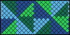 Normal pattern #9913 variation #16501