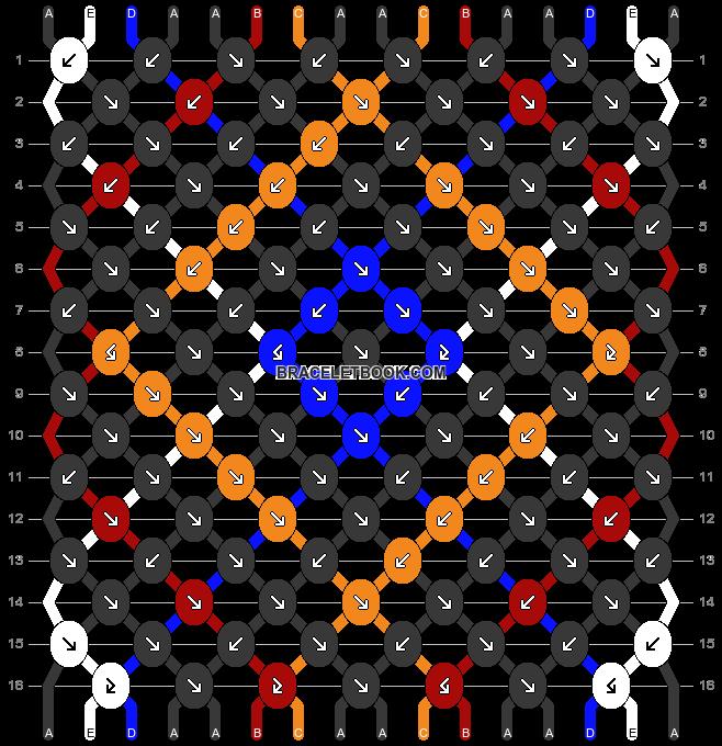 Normal pattern #22787 variation #16580 pattern