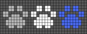 Alpha pattern #9730 variation #16603