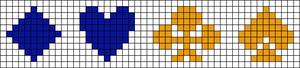 Alpha pattern #28704 variation #16618