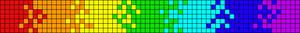 Alpha pattern #29051 variation #16631