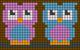 Alpha pattern #25263 variation #16678