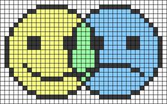 Alpha pattern #29096 variation #16682