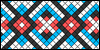Normal pattern #29073 variation #16711