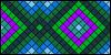 Normal pattern #29032 variation #16719