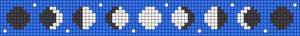 Alpha pattern #26521 variation #16744