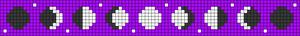 Alpha pattern #26521 variation #16745