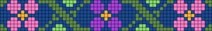 Alpha pattern #26165 variation #16843