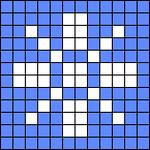Alpha pattern #12083 variation #16844