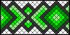 Normal pattern #11733 variation #16956