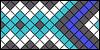 Normal pattern #7440 variation #16969