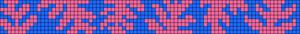 Alpha pattern #26396 variation #17071