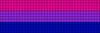 Alpha pattern #1375 variation #17074
