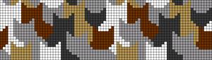 Alpha pattern #24045 variation #17084