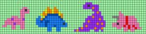 Alpha pattern #24109 variation #17098