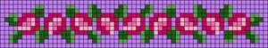 Alpha pattern #6197 variation #17164
