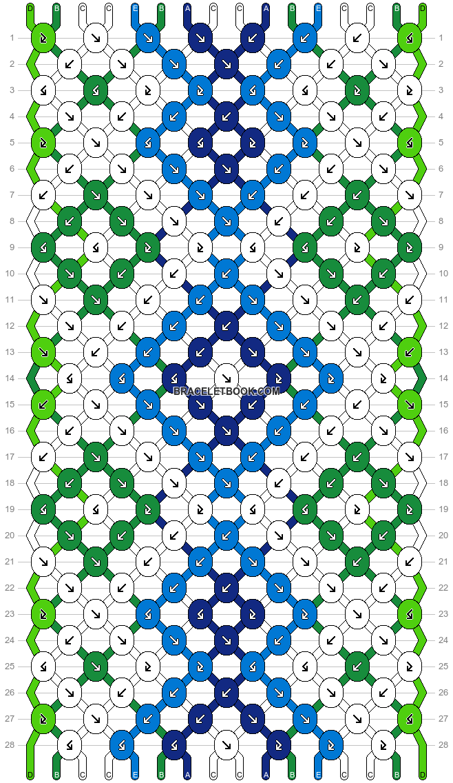 Normal pattern #28054 variation #17221 pattern