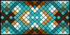 Normal pattern #26615 variation #17228