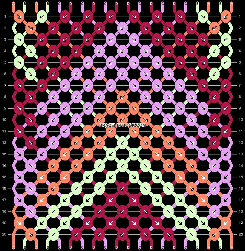 Normal pattern #23011 variation #17270 pattern