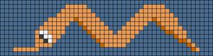 Alpha pattern #29346 variation #17278