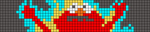 Alpha pattern #27708 variation #17295