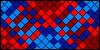Normal pattern #4305 variation #17301