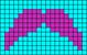 Alpha pattern #18031 variation #17399