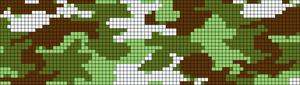 Alpha pattern #21167 variation #17464