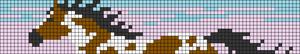 Alpha pattern #29522 variation #17470
