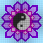 Alpha pattern #29641 variation #17677