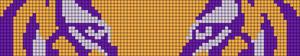 Alpha pattern #17461 variation #17716