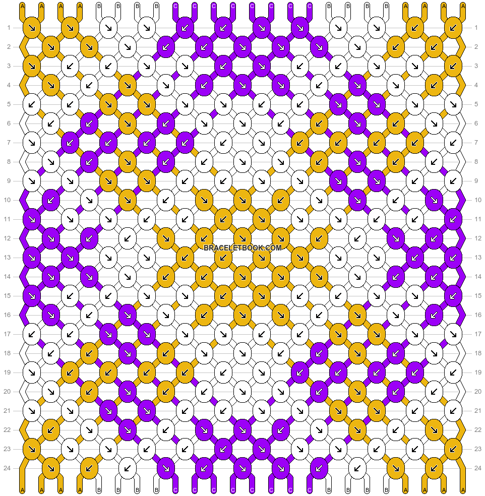 Normal pattern #29655 variation #17751 pattern