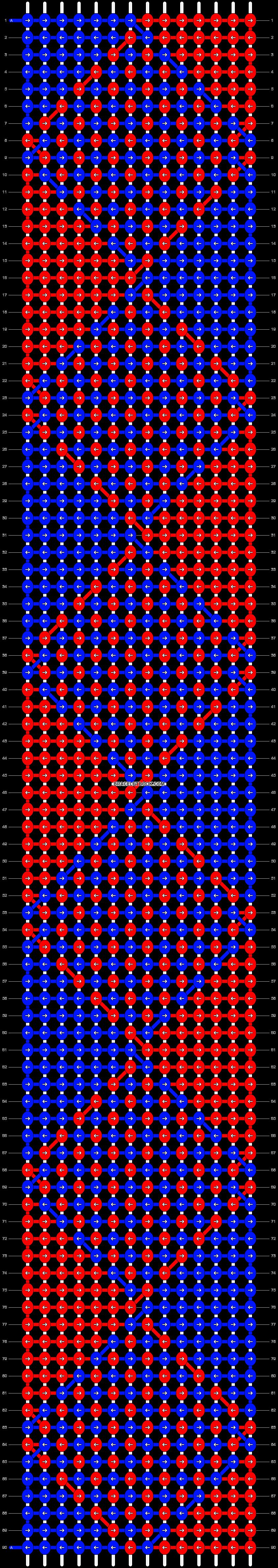 Alpha pattern #29565 variation #17753 pattern
