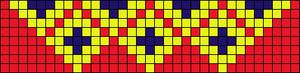 Alpha pattern #29686 variation #17774