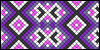 Normal pattern #29670 variation #17802