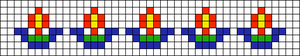 Alpha pattern #29702 variation #17812