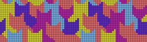Alpha pattern #24045 variation #17867