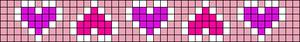 Alpha pattern #29703 variation #17879